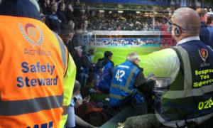 Recruiting NVQ Football Stewards | Achilleus Security | London