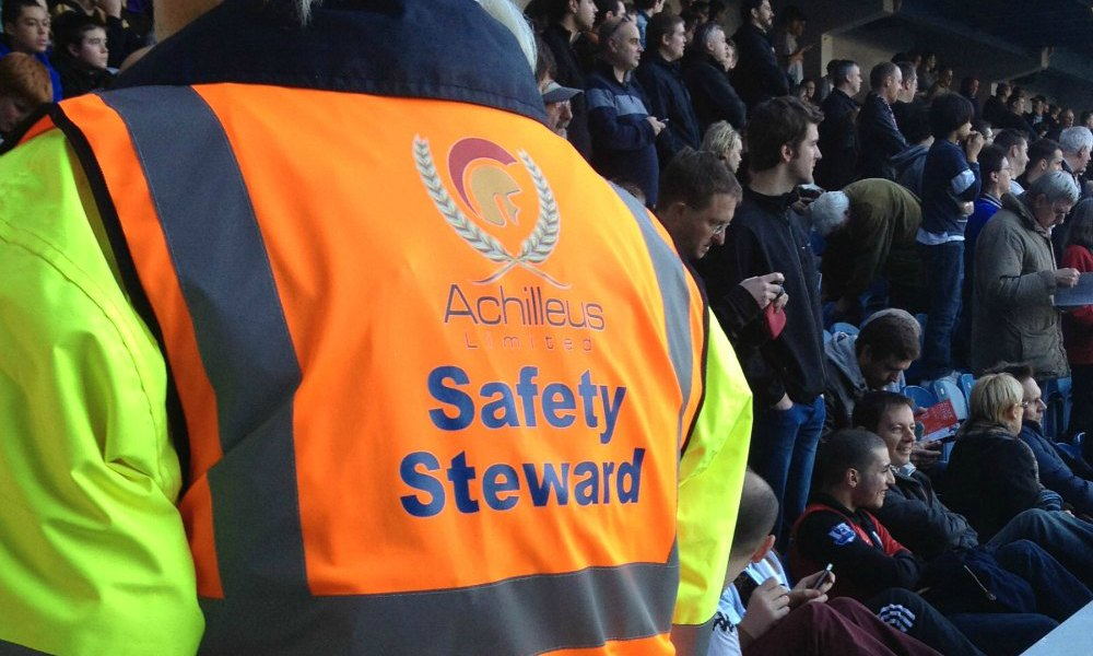 Achilleus Security Steward-test-image-1000x600 NVQ Football Stewards