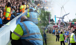 Bespoke Security & Crowd Safety Services | Achilleus Security | London