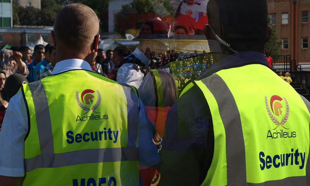 Achilleus Security-Stewarding-SIA-Event-Security-Services