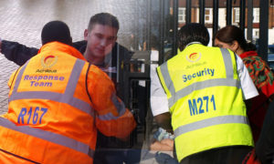 SIA Licensed Search Teams | Achilleus Security | London