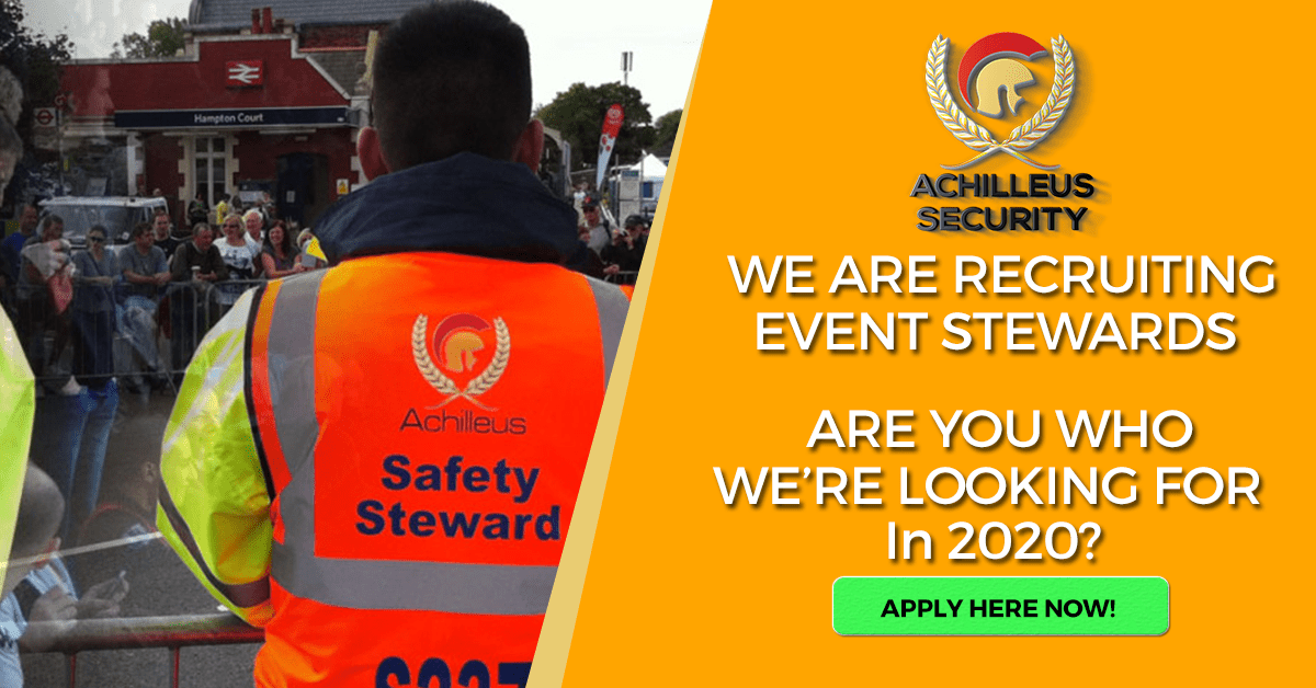 Achilleus-Security-Event-Stewards-Recruitment-Ad-01-2020